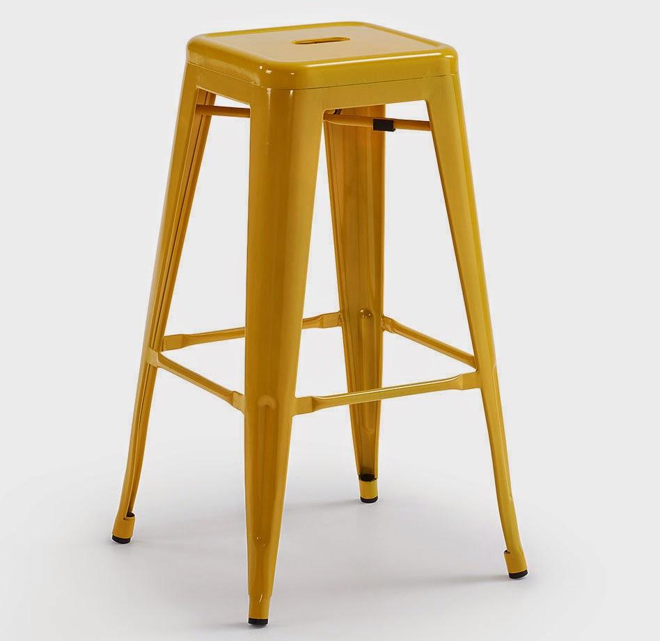 http://www.portobellostreet.es/mueble/27090/Taburete-amarillo-Vintage-Fenix