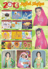 Saffah Shafqat Calendars