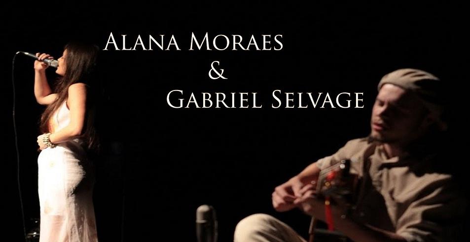 """Alana Moraes e Gabriel """"Selvage"""""""