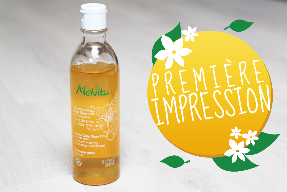 shampooing soin douceur Melvita
