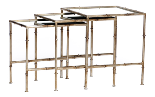 Bamboo Nesting Tables Products Photo