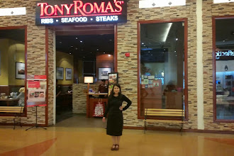 #Food Review : Tony Roma's 'Farmer's Market' Promotion discovered new culinary creations