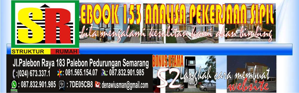 EBOOK 153 ANALISA PEKERJAAN SIPIL
