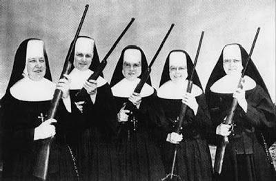 Image: Nuns with Guns