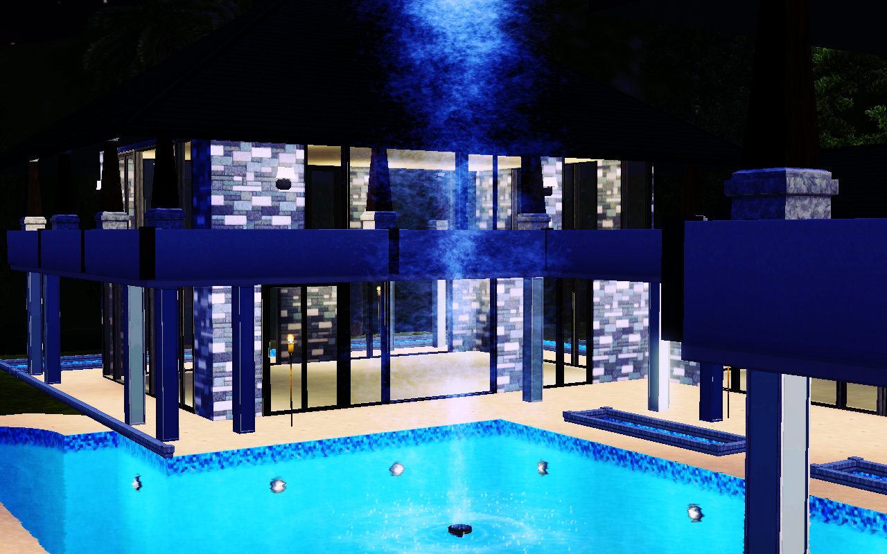 Sims 3 House The Sims 3 Luxury Villa 2 The Sims 3