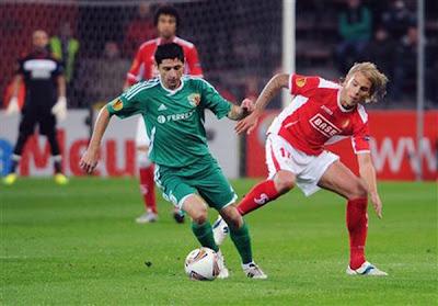 Standard Liege 0 - 0 Vorskla Poltava (2)