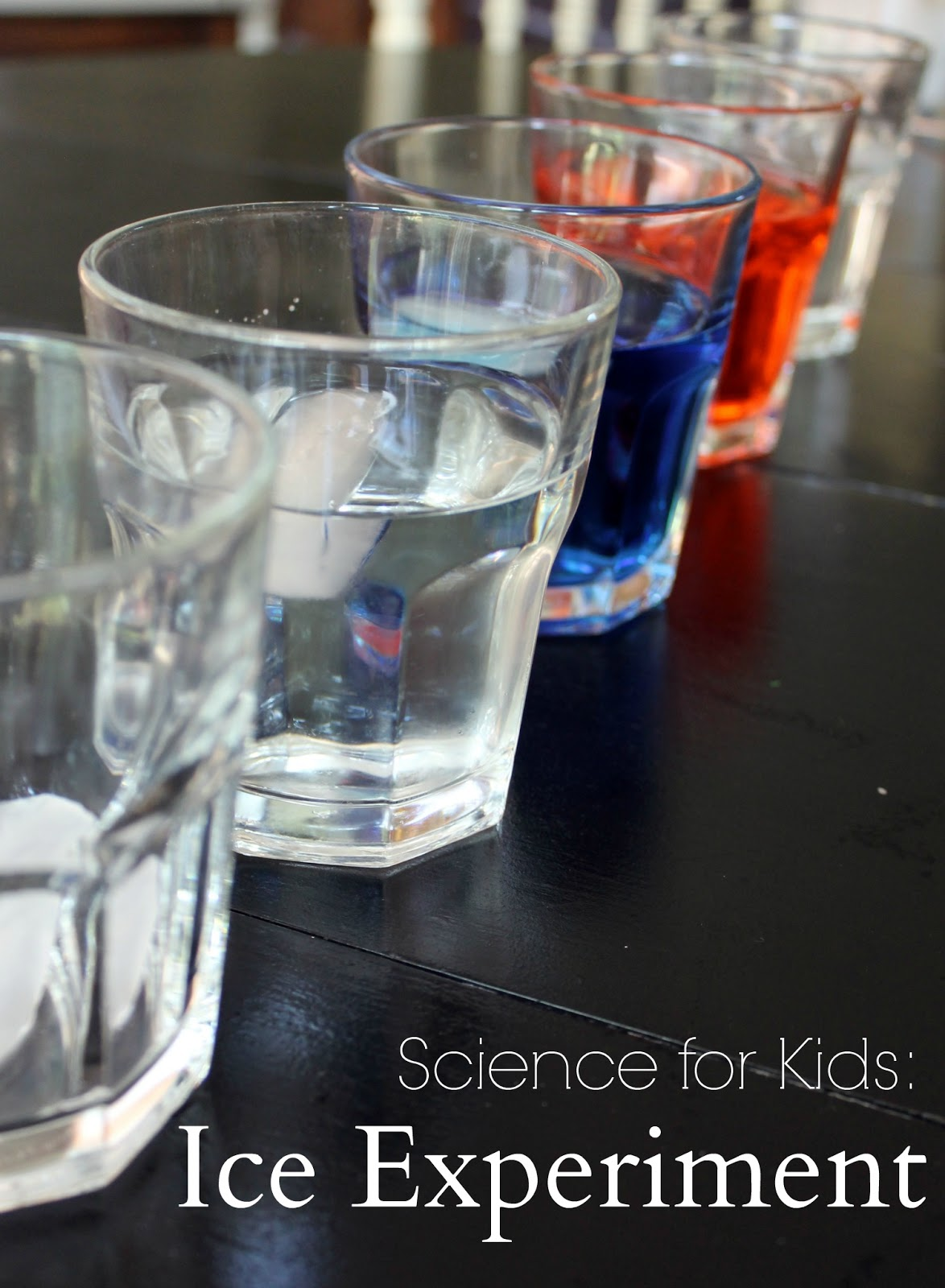 a science project about melting ice Kids adore this simple ice and salt science experiment  i can see us doing more ice melting experiments before summer is over it's a fun steam .
