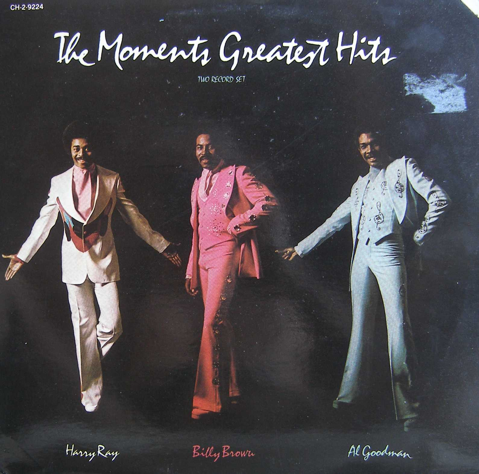 Image result for the moments greatest hits