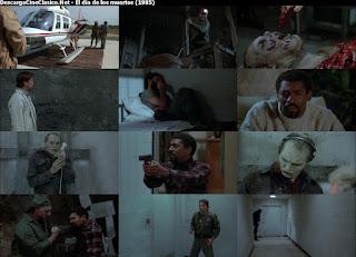 El día de los muertos (1985) (Day of the Dead) -Capturas