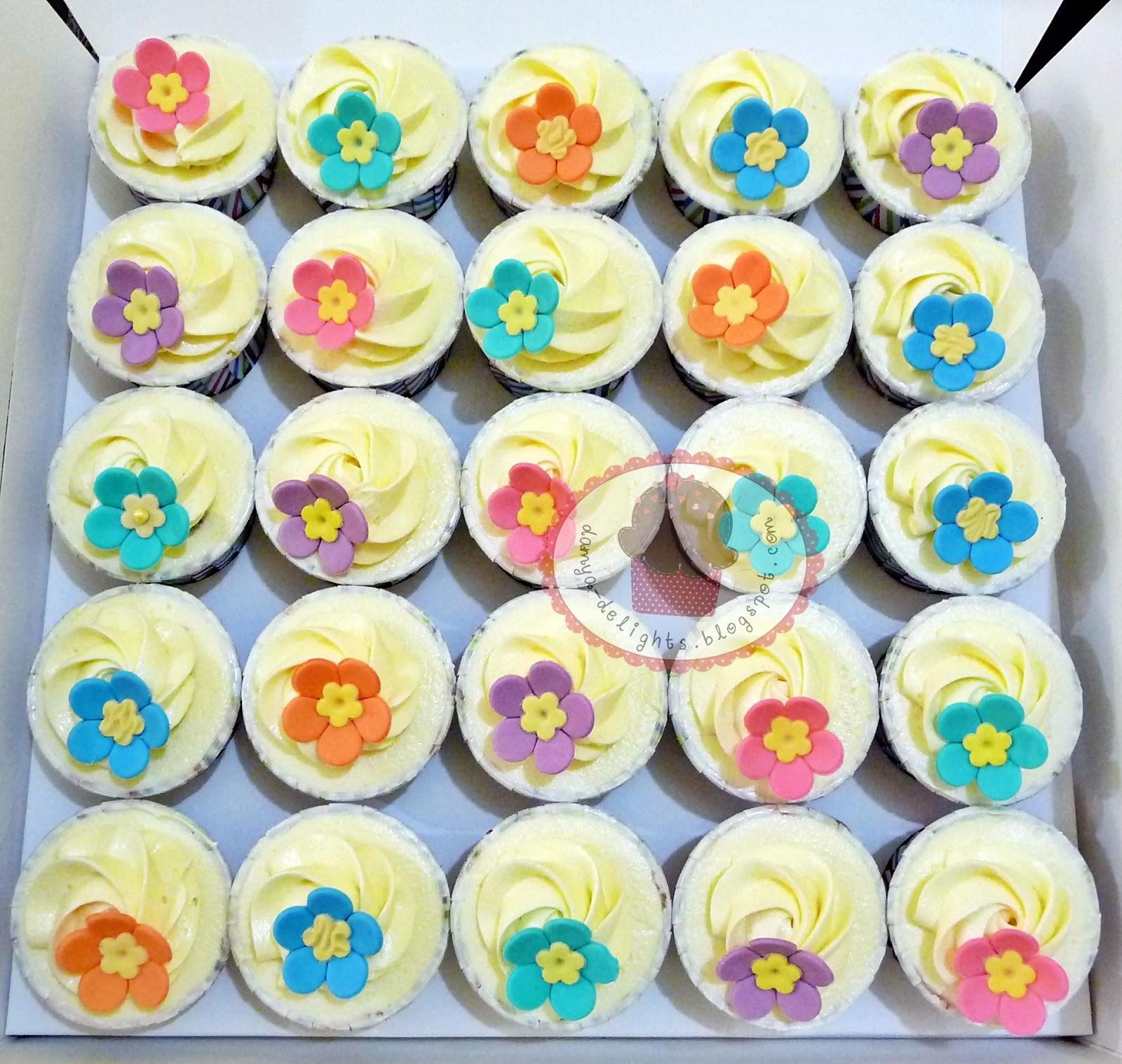 Cupcakes - Creamcheese Swirls