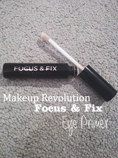 Makeup Revolution Eye Primer in Original