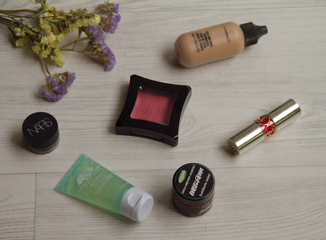 Favoritos Junio: MAC Illamasqua YSL Origins NARS