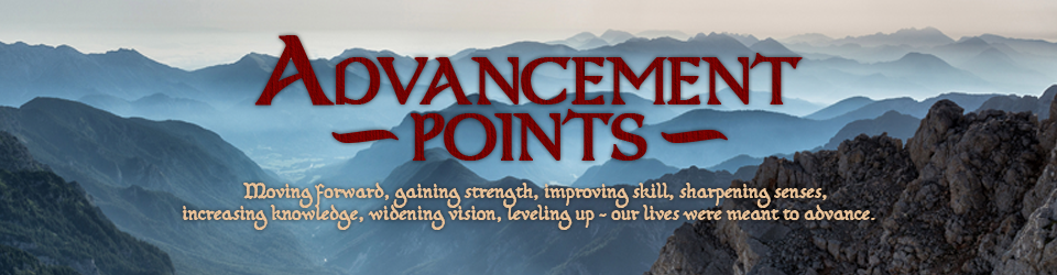 Advancement Points