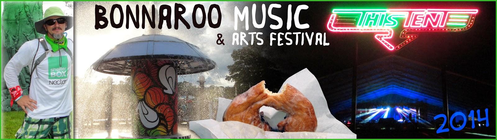 Bonnaroo Chris - Bonnaroo Music Festival 2014