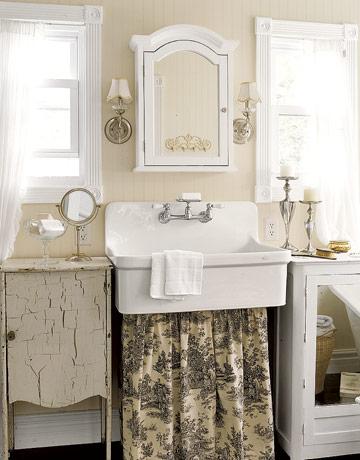 Bath Pillows - Sink Skirts - Standing Toilet Tissue Holders