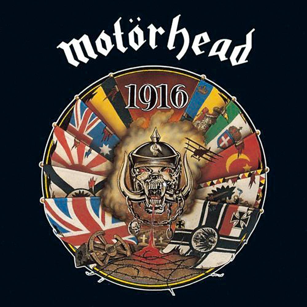 1916 Álbum de Motörhead