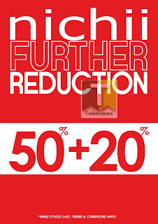 nichii Further Reduction Sale 2013