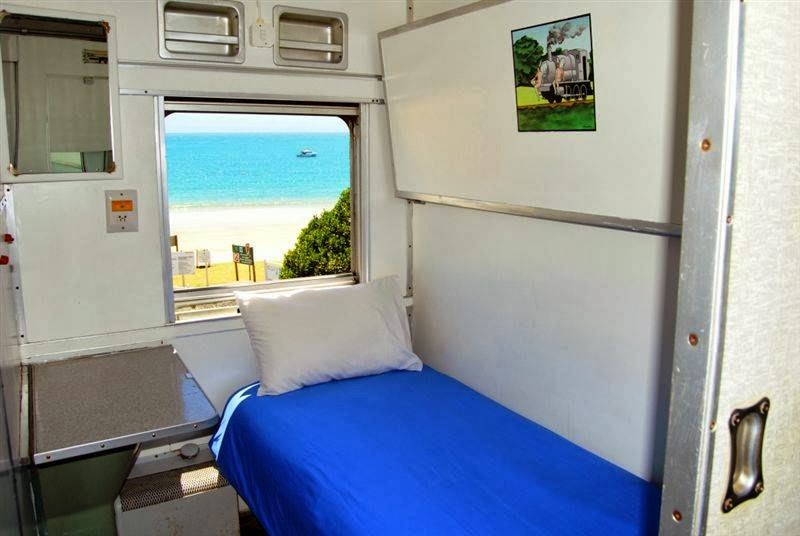 Santos Express Train Lodge, Mossel Bay | South Africa
