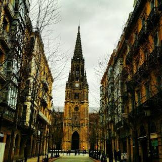 Iglesia del Buen Pastor San Sebastian