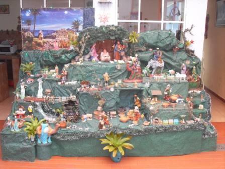 Municipio De Sandon   De Elaborar Pesebres En Los Diferentes Hogares
