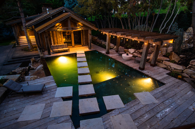 Dreamy outdoor backyard living spaces and inspiration for Cost of outdoor living space