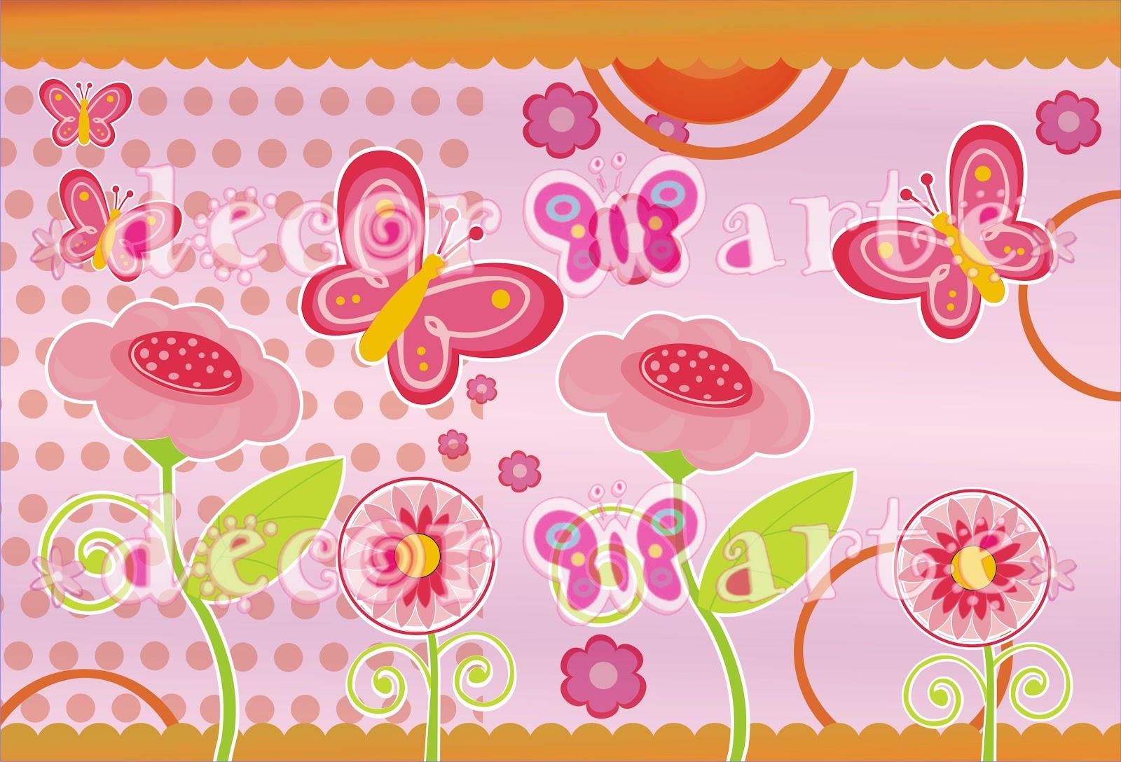 cenefas infantiles de flores pelautscom picture car