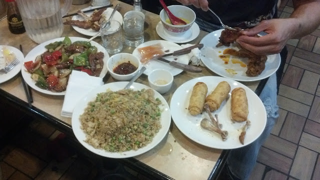 Chinese Restaurant Food Picture