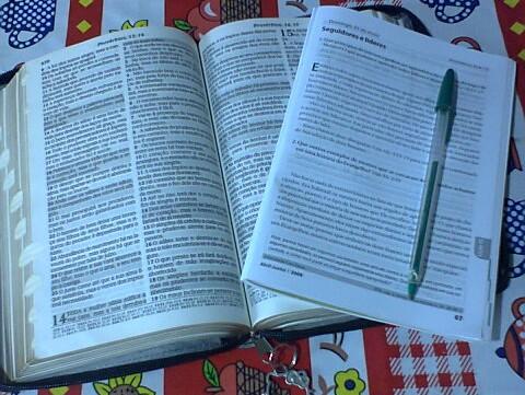 Quer ganhar uma Bíblia de presente