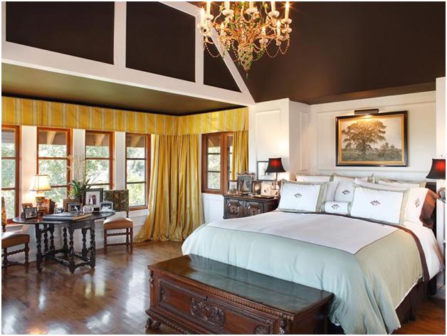 Light Wall Dark Ceiling : Dark painted ceilings?? Essence Design Studios, LLC