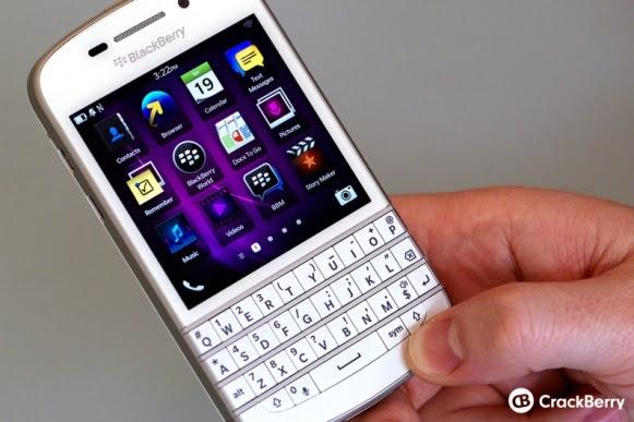 Harga Dan Spesifikasi Blackberry Q10 – Juni 2014