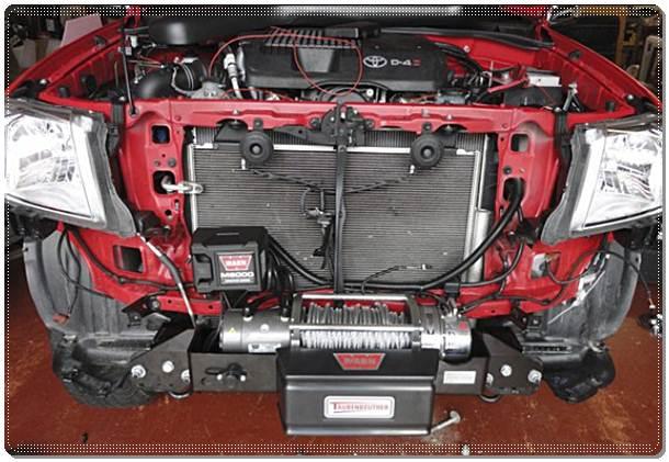 2017 Toyota Hilux Top Gear