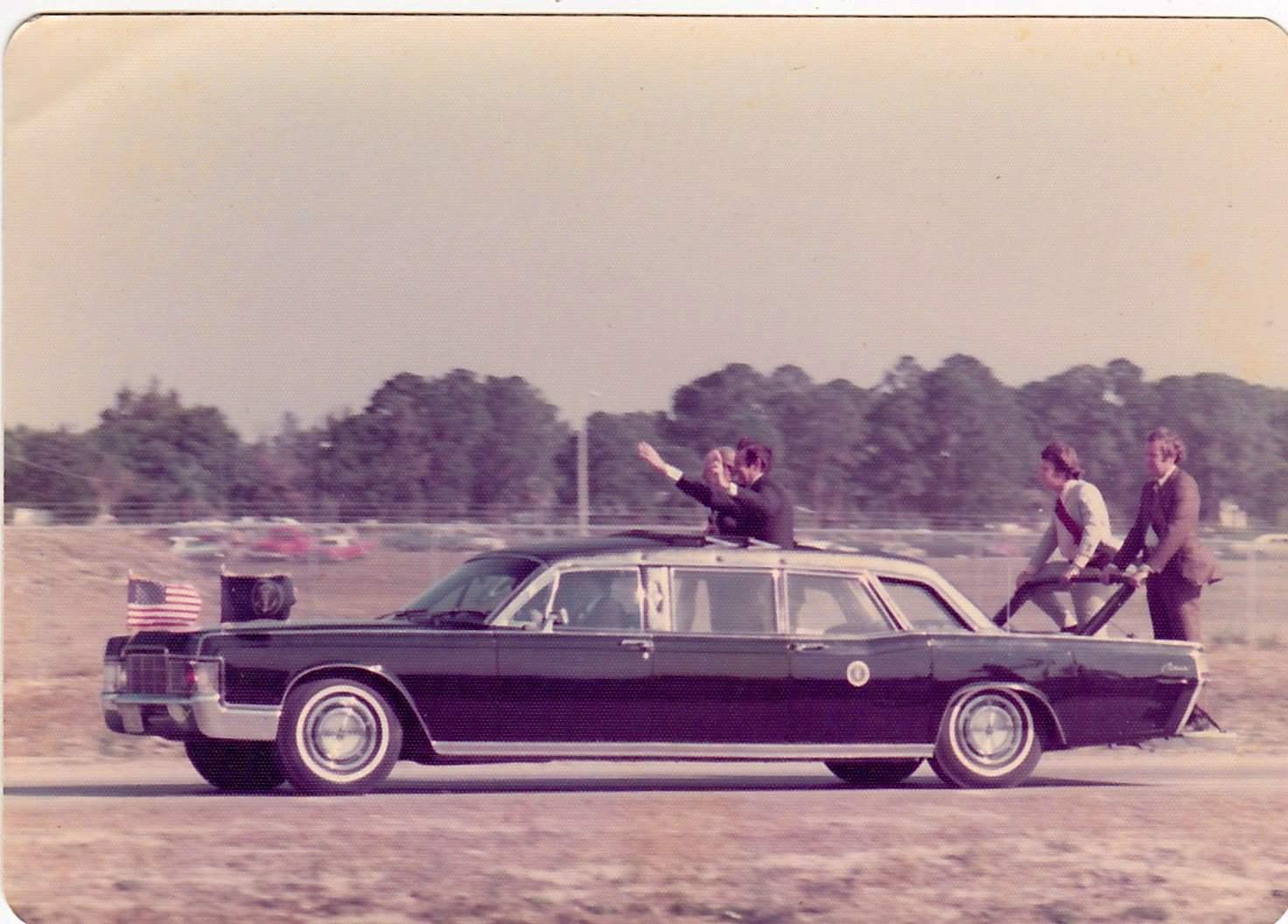President Ford Secret Service