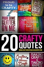 20 Crafty Quotes