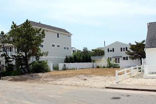 Custom home building lot on lbi