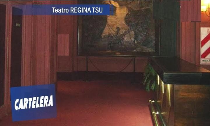 Foyer - Teatro Regina