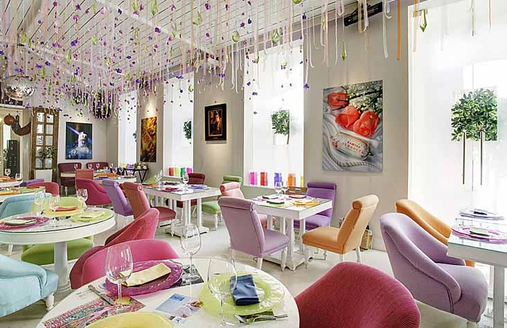 Desain Interior Rumah Makan Restoran Dan Cafe Minimalis Modern