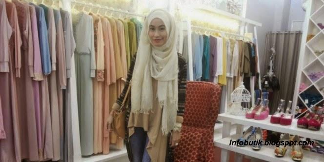 Suka Duka Hijaber Yuan Bisnis Busana Muslim