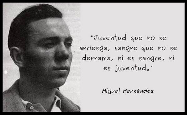 LA OBRA POESIAS DE MIGUEL HERNANDEZ