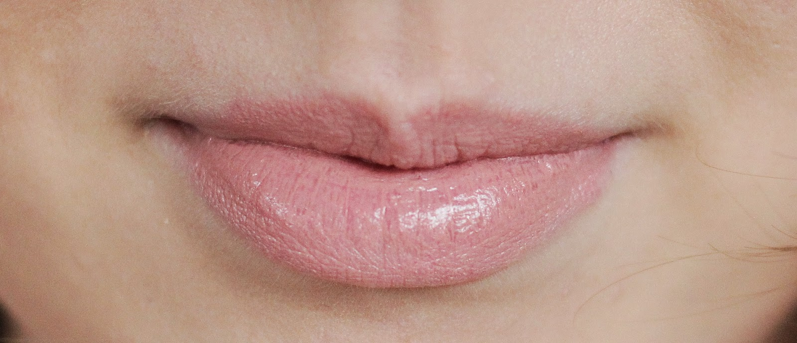 catrice ultimate shine gel colour lipstick better than nude review full face swatches