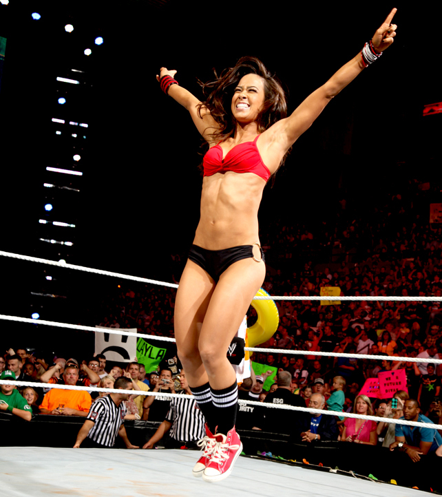 Wwe Aj Lee Sexiest Moments Is tim being a hypocrite?