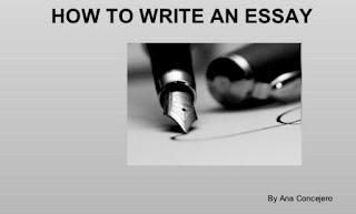 Learning English How To Write An Essay How To Write An Essay