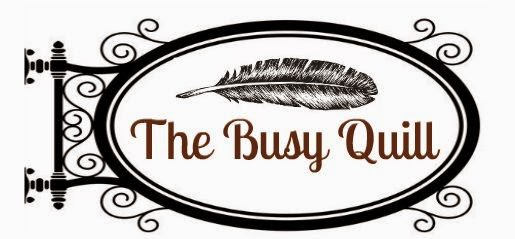 www.Thebusyquill.com