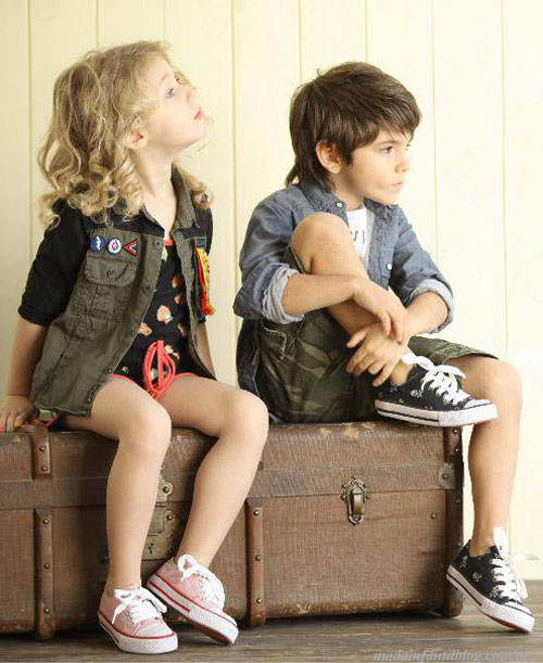 moda infantil verano 2014 wanama boys and girls