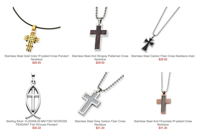 Catholic Mens Jewelry