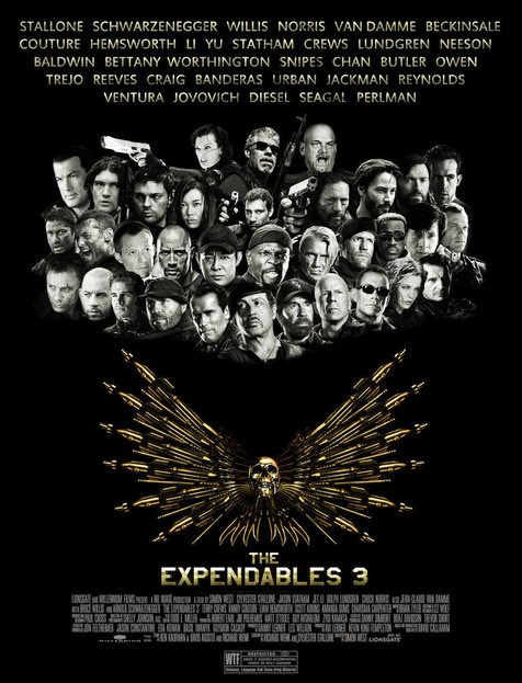 Download Film Terbaru The Expendables 3 (2014)