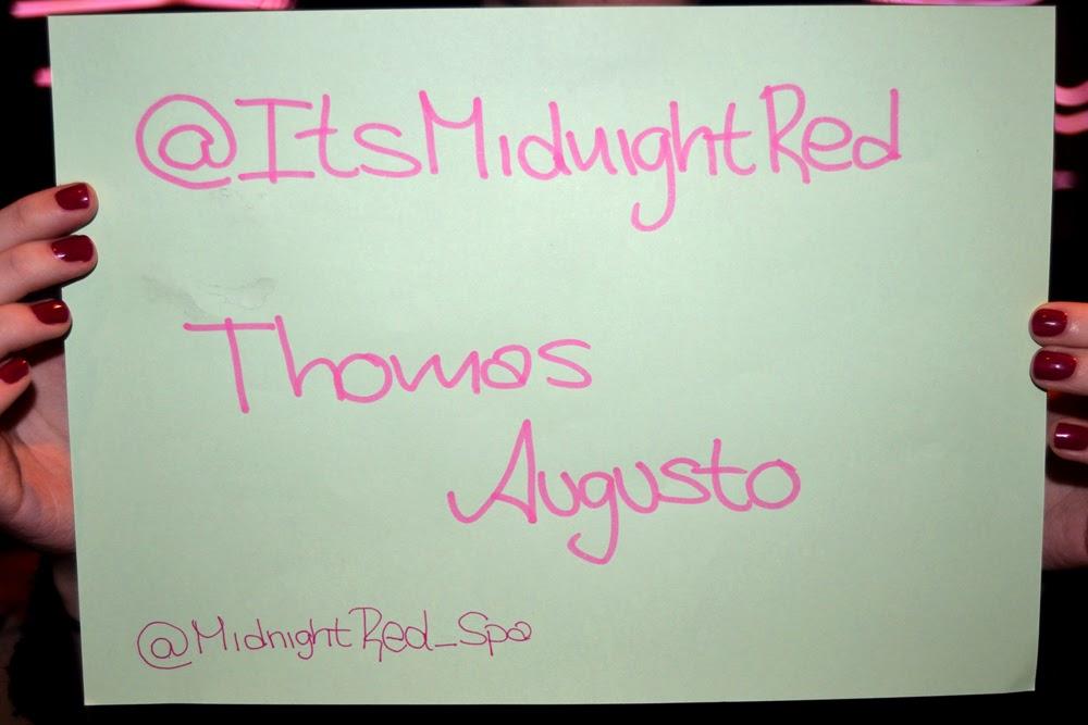 Midnight Red pone los toques finales a su álbum debut producido por ...