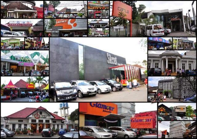 Menyisir Jalan Riau dan Jalan Dago Bandung