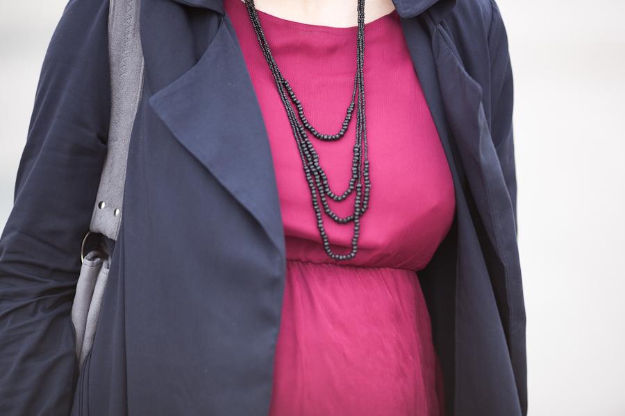 stradivarius płaszcz