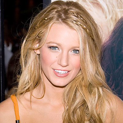 Blake Lively on Blake Lively   Hot Pics Of Blake Lively