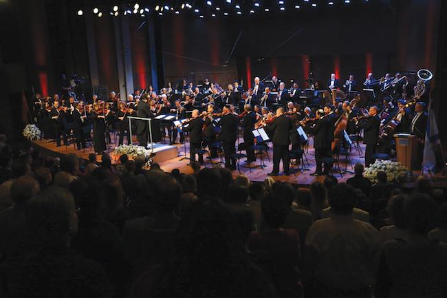 Orquestra Sinfônica de Jerusalém apresenta-se em Belo Horizonte